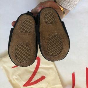Zutano Shoes | Leather Booties | Poshmark